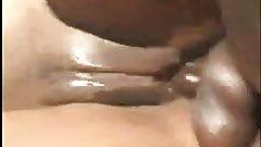 Adina Jewel AKA Pebbles - Ebony Poolside Orgy