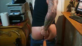 a older vid of me and my tight virgin hole