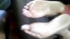 more mature Indian feet