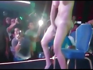 Chopper girl stripper - Sexy kinky stripper girl masturbate piss in public party
