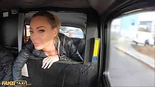 Fake Taxi, Blonde Australian Isabelle Deltore gets fucked senseless