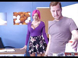 Hot student teacher sex porn - New hot teacher is horny for student cock