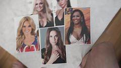 Cum Tribute: Gerri, Emma, Victoria, Mel B & C (Spice Girls)