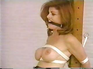Busty bondage tube Busty redhead bondaged and tit tortured