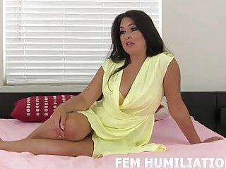 Small penis humiliation fem dom I always knew you were secretly a sissy slut