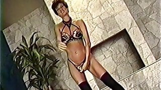 Sharon Mitchell - Crappy Audio but ULTRA RARE anal clip