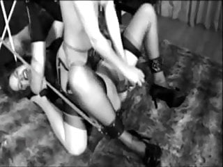 Lesbian dom mgp Fetish girl gets dommed by a girl friend