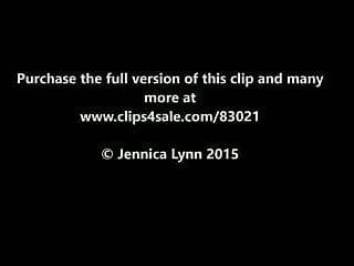 Bra nudes - Jennica lynn shows off bras