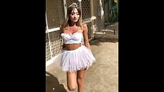 Compilation of 18y.o. transgender hookers in South America