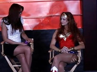 Wonder woman author blog erotica Wonder woman gets seduced by lesbian veronica