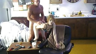 ex-gf paid me a visit.. a must see