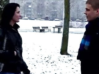 Fuck winter Cold winter - hot fuck