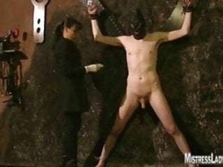 Mature ladies torture Lady jenny tortures balls