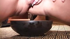 Bowl Of Cum 4 Cuck #3 (Cleaning Messy Hole) PREVIEW ONLY