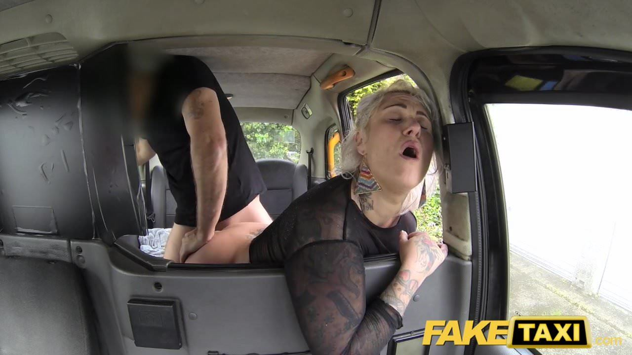 Fake Taxi British Big Tits