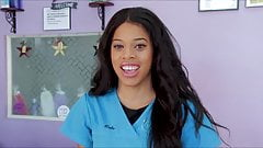 Ruby Sojourner from U Bella Waxing Studio Commercial