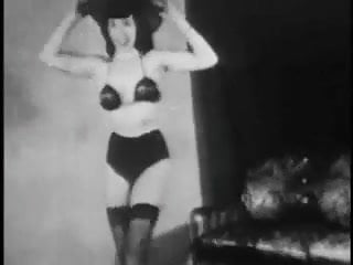 Sucks black stipper Vintage stipper film - b page hat dance