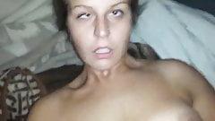 Horny babe