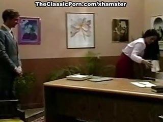 Domingo classic porn - Hyapatia lee, scott irish in vintage classic porn with a