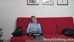 Casting HD Huge nipples make me smile
