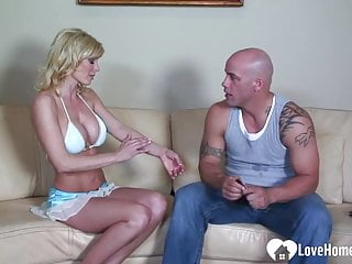 Mom wants a big dick Amazing mom wants some rock solid dick