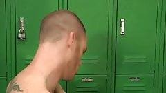 fucking in the locker room