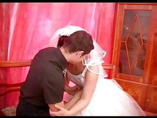 Russian redhead bride Mature bride