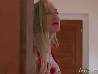 Wife sucks for moms - Mom my brothers horny blonde big boobs wife sucked and fuck
