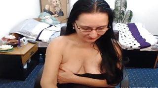 Hot milf romanian 2 webcam
