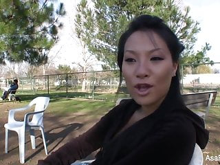 Asa akira anal video - Behind the scenes interview with asa akira, part 1