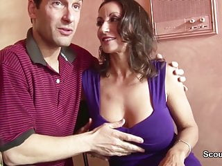 Hairy puss cuties Big natural tits milf get her hairy puss fuck hard