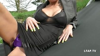 Casting anal mature francaise chaudasse sodomisee profond