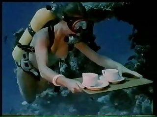 Super soft vintage - Vintage soft erotica underwater striptease