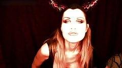 Lady Mesmeratrix satanic worship training