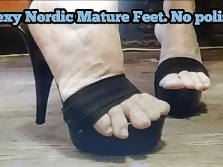 Nordic men sexy Sexy nordic mature feet