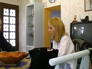 Sexy milf in her stockings - Stp sexy french wife fucks her husbands lawyer