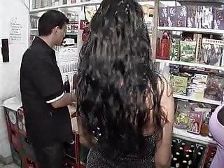 Asian supermarkt - Sperma supermarkt
