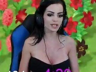 Jades celebrity nudes Wwe -paige aka saraya jade bevis in skimpy top playing games
