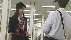 Kei Asakura flight attendant 1