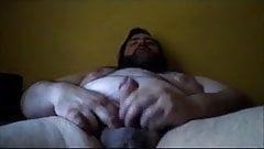 Bedroom Cumshot