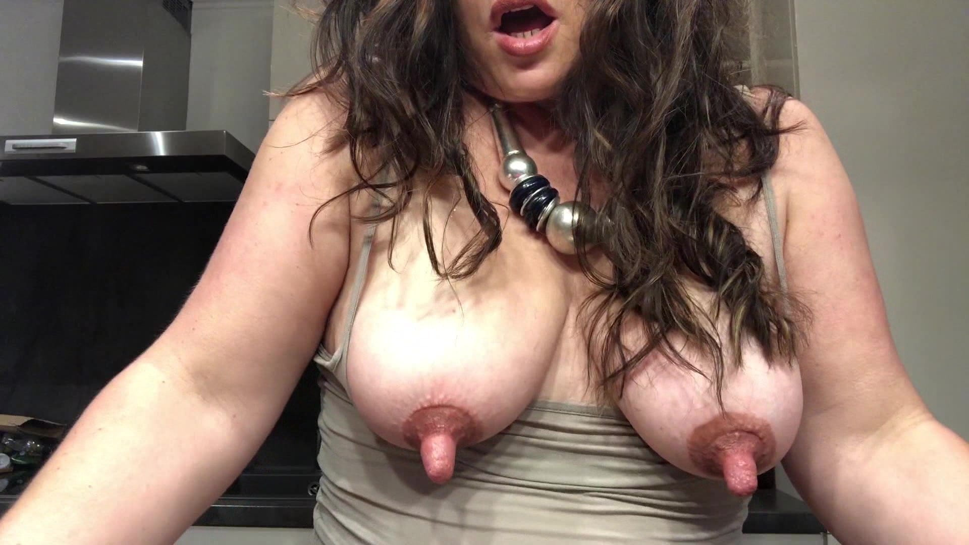 Nipples being fucked and pulled porn