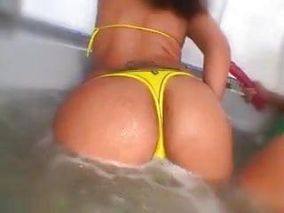 Nani sex disney Threesome with brazilian twins nani and angel