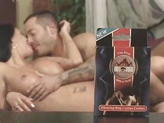 Commercial grade electrical strip guard trip - Banned condom commercial