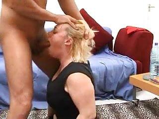 Best black cock deepthroat Wild deepthroat from a black cock