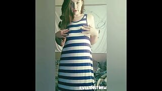 Sundress Strip and Fuck by Evelyn Storm