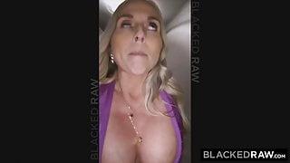 BLACKEDRAW Christie Stevens Wants Interracial DP
