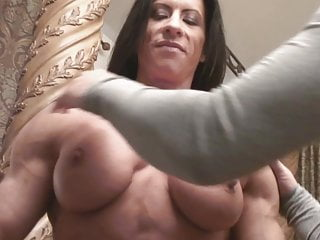 Muscle worship porn Muscle woman worship