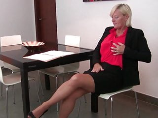 Gay travel belgium - Belgium milf finger fucks her pussy after an exhausting day