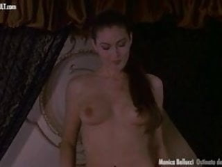 Movies with monica bellucci naked Monica bellucci - ostinato destino
