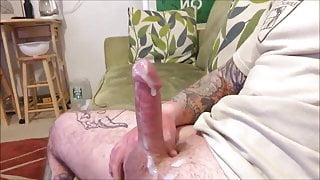 White Men Giving Up The Cum (Straight and Gay)